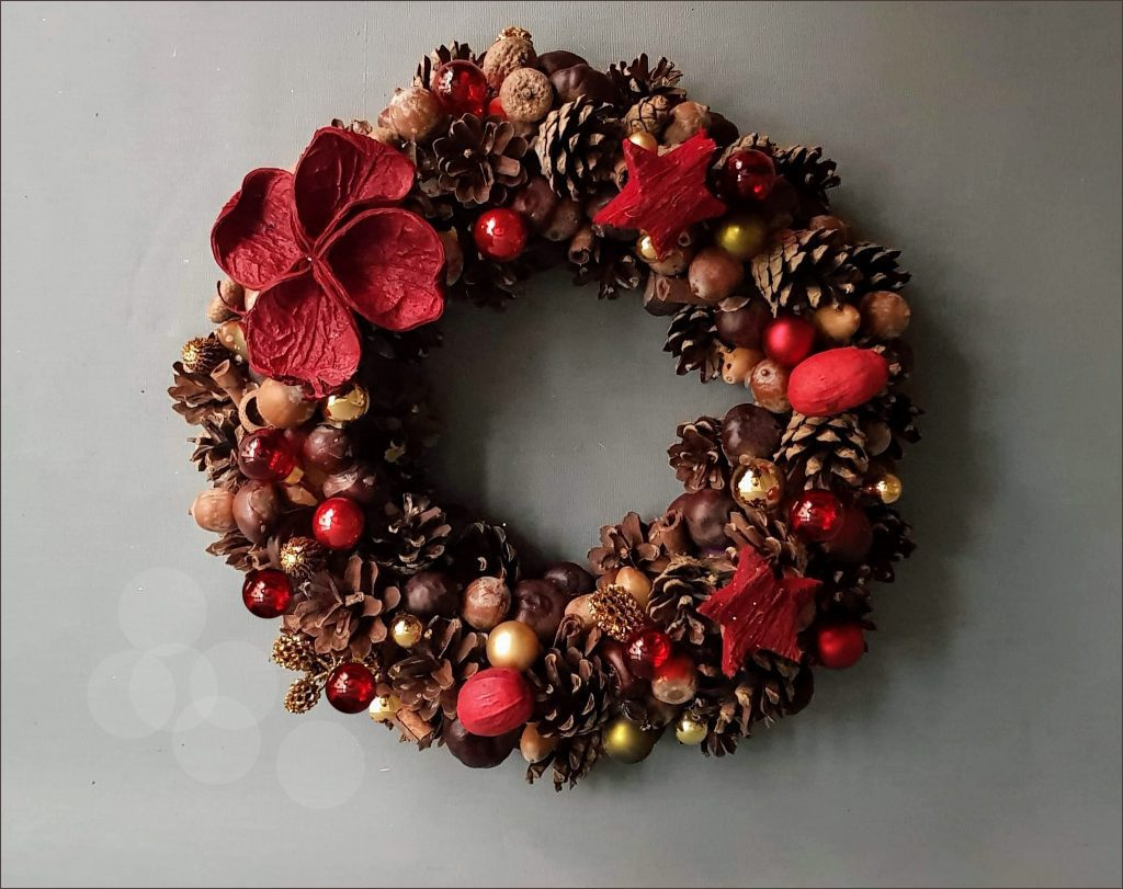 HORTUS-MAGICUS-Kalėdinė-dekoracija.Vainikas..-Cristmas-Decoration